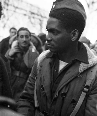 Black soldier during WW2_unidentified