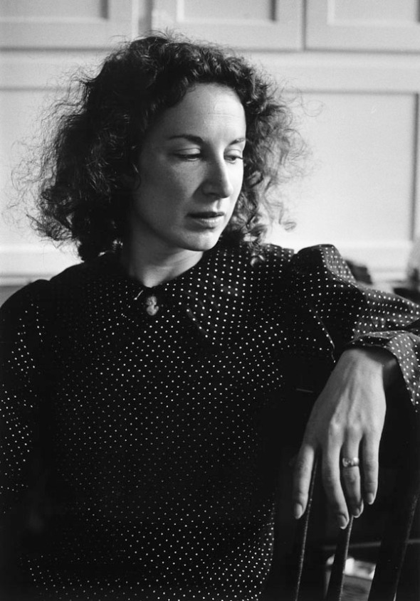 Margaret Atwood_photograph by John Reeves_1970s
