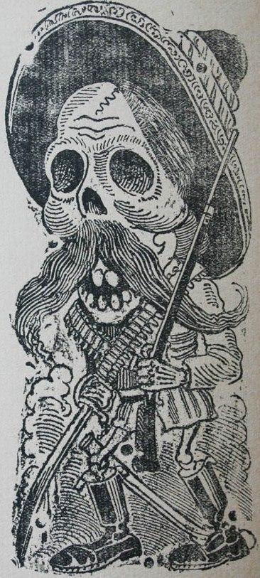 zp_calavera-revolucionaria_mexican-revolutionary-skeleton