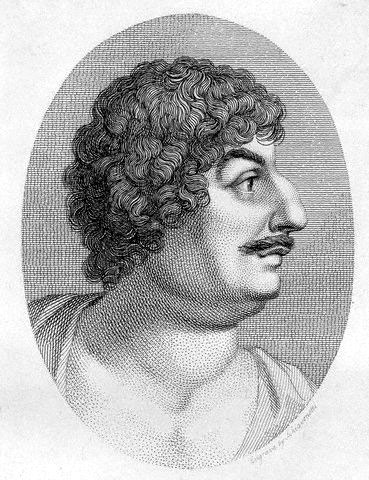 17th century poet Robert Herrick