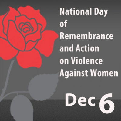 December 6th 2014_25th Anniversary of The Montreal Massacre