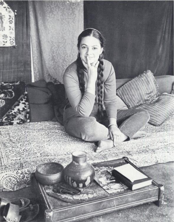 Lenore Kandel in 1967