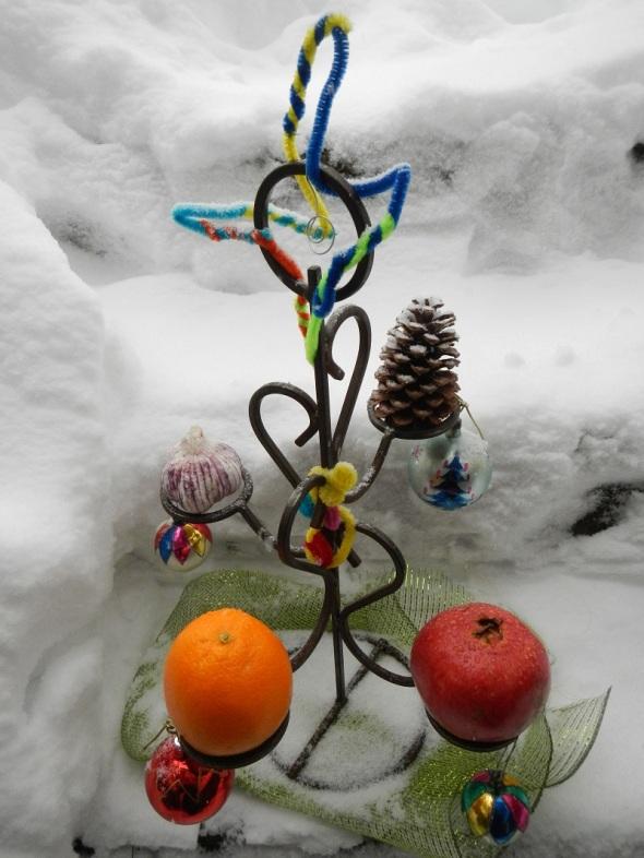 Mi arbolito de Navidad_diciembre de 2014_Toronto