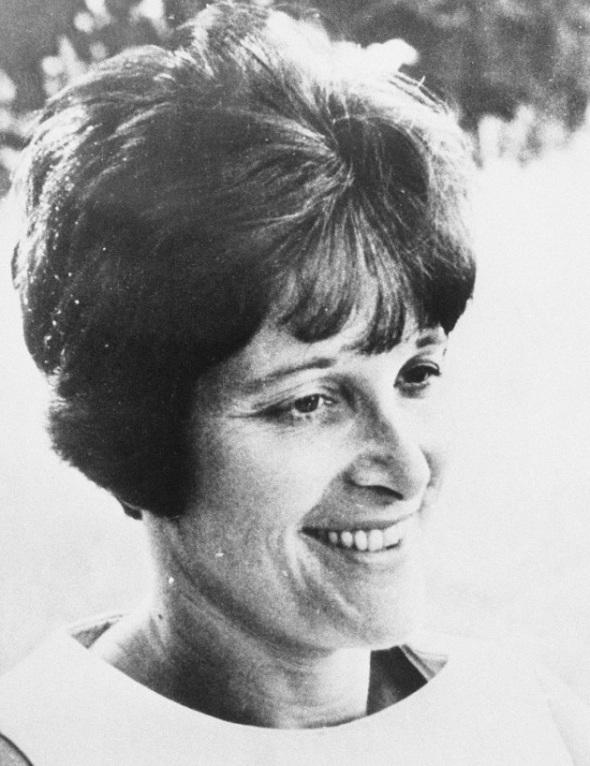 Poet Maxine Kumin_1925 to 2014