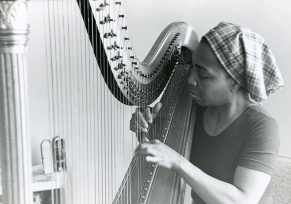Dorothy Ashby, Jazz harpist and composer_1930 to 1986