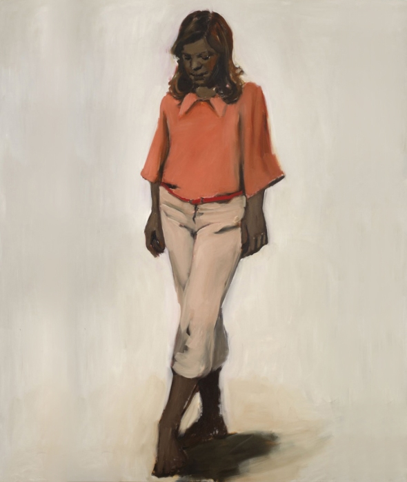 Lynette Yiadom--Boakye_Knave_oil on canvas_2011