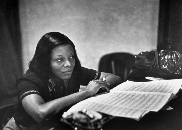 Mary Lou Williams: jazz pianist, composer, arranger_1910 to 1981