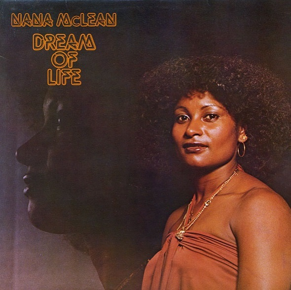 Nana McLean_Dream of Life 1979 album recorded in Canada