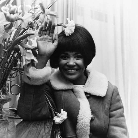 Nancy Wilson en 1968_© Hulton-Deutsch Collection/CORBIS