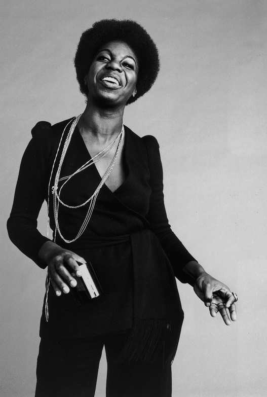 Nina Simone, 1933 to 2003_photographed in 1969 by Jack Robinson