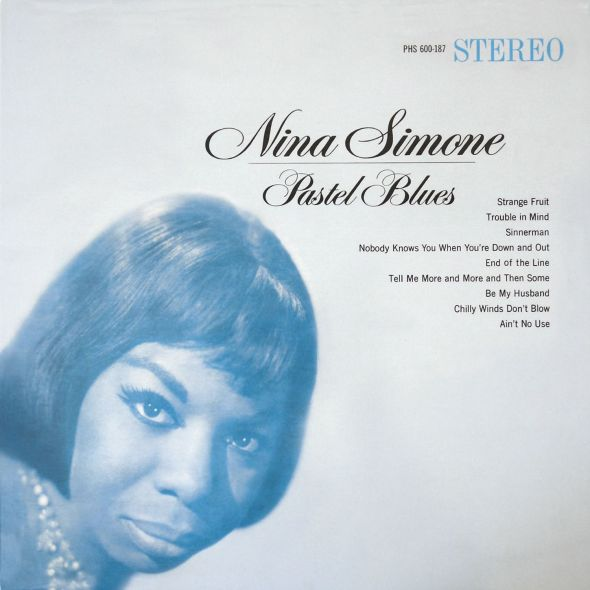 Nina Simone_1965 album Pastel Blues