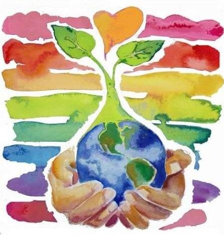 Amemos el mundo...y empecemos el uno al otro...