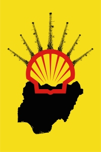 Shell Oil in Ogoniland Nigeria_Image courtesy of BBCX365 Johnny Selman
