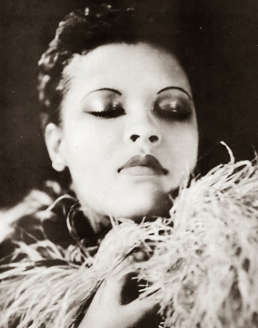 Billie Holiday in 1935_age 20