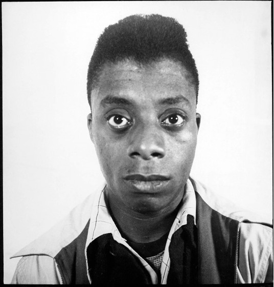 James Baldwin in 1945_age 21