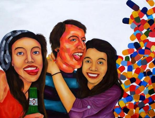 Rafael Figueroa_pintor, El Salvador_