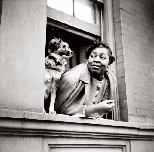 A Gordon Parks photograph