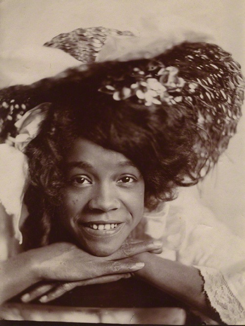 Aida Overton Walker in 'In Dahomey' photgraphed in 1903 by Cavendish Morton