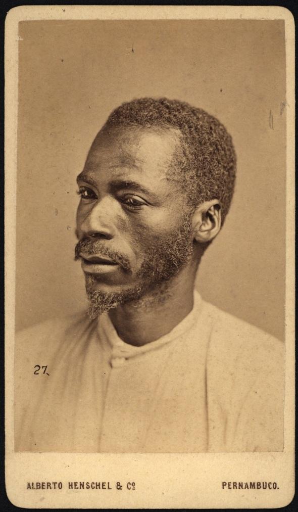 Alberto Henschel_1869_Retratos_Tipos negros
