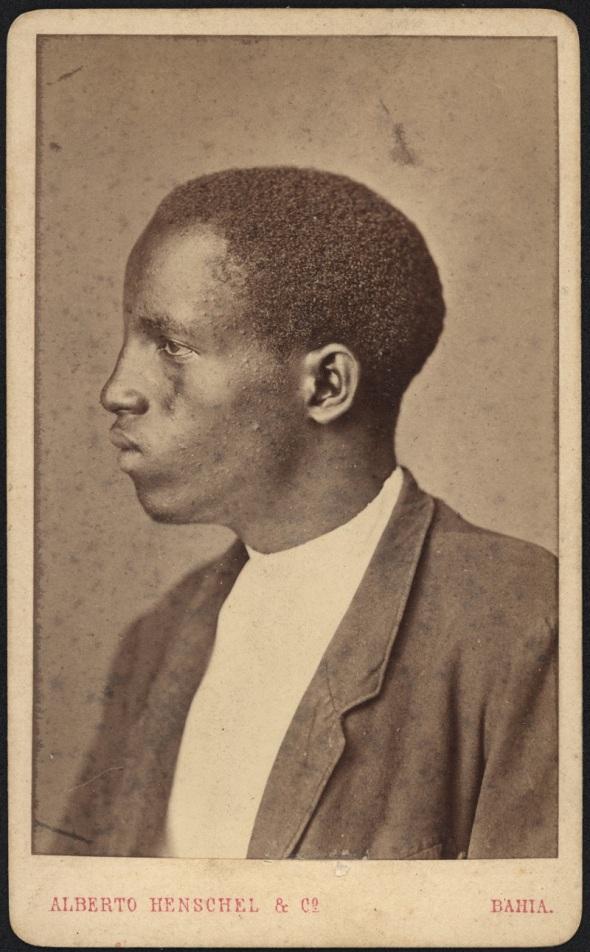 Alberto Henschel_ portrait from his Black Types series_Bahia, Brazil_around 1869