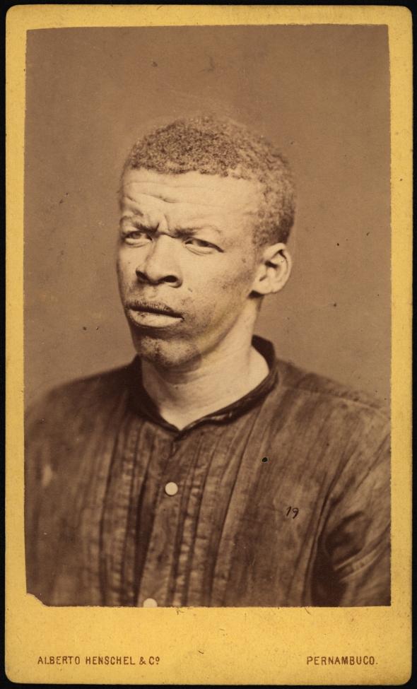 Alberto Henschel_from his series Tipos negros or Black Types_Recife, Pernambuco_around 1869