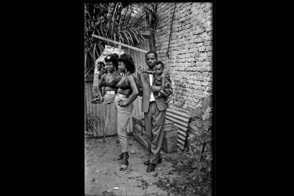 A Kinshasa family