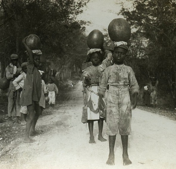 Jamaica_vintage photograph_early 20th century