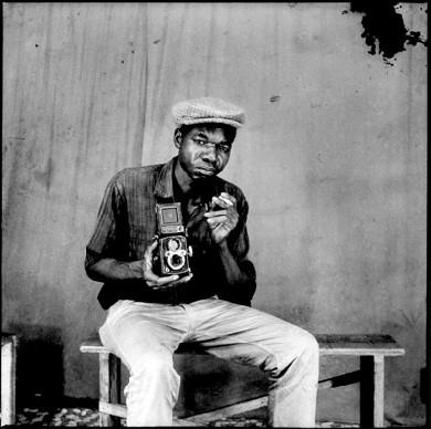 Jean Depara_self-portrait taken in 1975