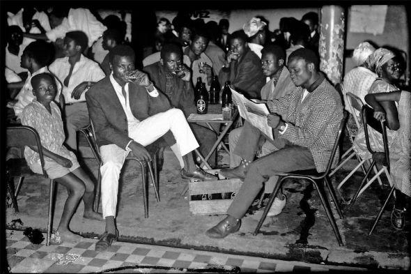 Kinshasa nights...