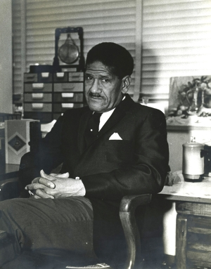 Marcus Bruce Christian in the 1960s