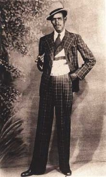 Rafael de Leon a.k.a. Roaring Lion_1908 to 1999_pictured here in the 1930s