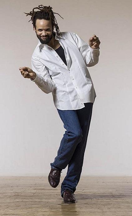 Savion Glover__danseur de claquettes de la nouvelle génération_photo © Lois Greenfield, 2012