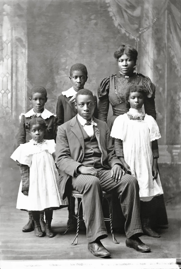The Higdon Family_1898