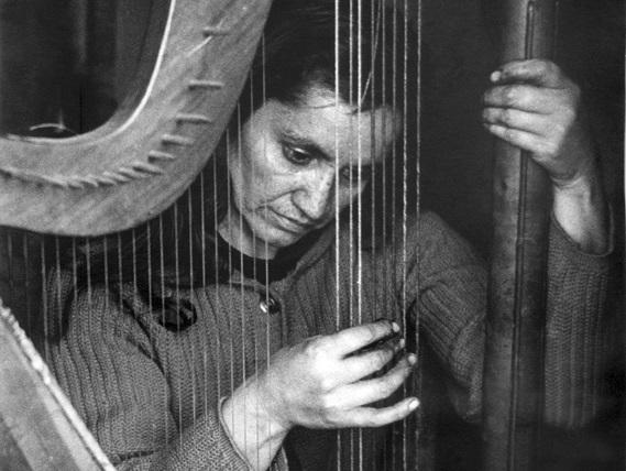 Violeta Parra (1917-1967)_Chilean composer, musician, singer and folklorist