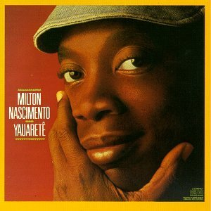 Milton Nascimento_1987 album cover for Yauaretê_Jaguar