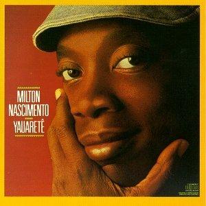Milton Nascimento_1987 album cover for Yauaretê_Jaguar